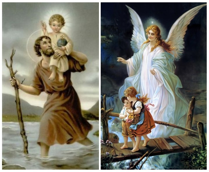 Traveling Saints