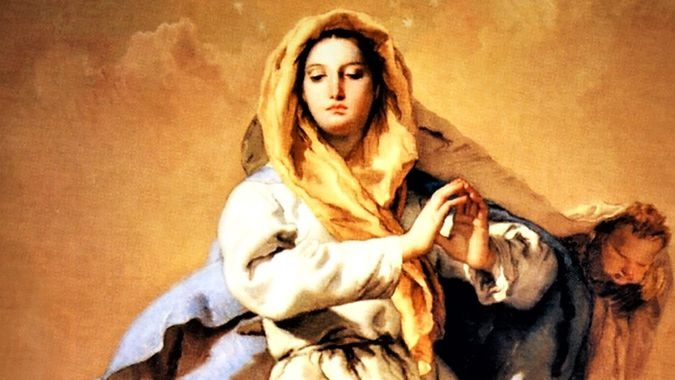 Did You Know? Our Lady, Patroness of America