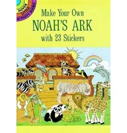 Dover Publications Make Your Own Noah's Ark with 23 Stickers