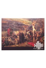 Christian Art Gifts Jigsaw Puzzle-Crucifixion (1000 Pieces)