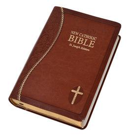Catholic Book Publishing Corp St. Joseph Edition New American Bible (Brown)