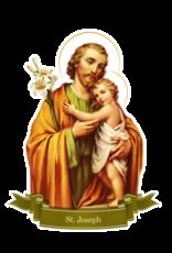 Devout Decals St. Joseph Decal