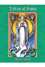 St. Augustine Academy Press A Feast of Saints Coloring Book