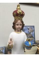 "Religious Art Inc 16"" Infant of Prague"