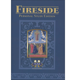 Fireside Catholic Publishing NABRE Fireside Personal Study Bible-Softcover