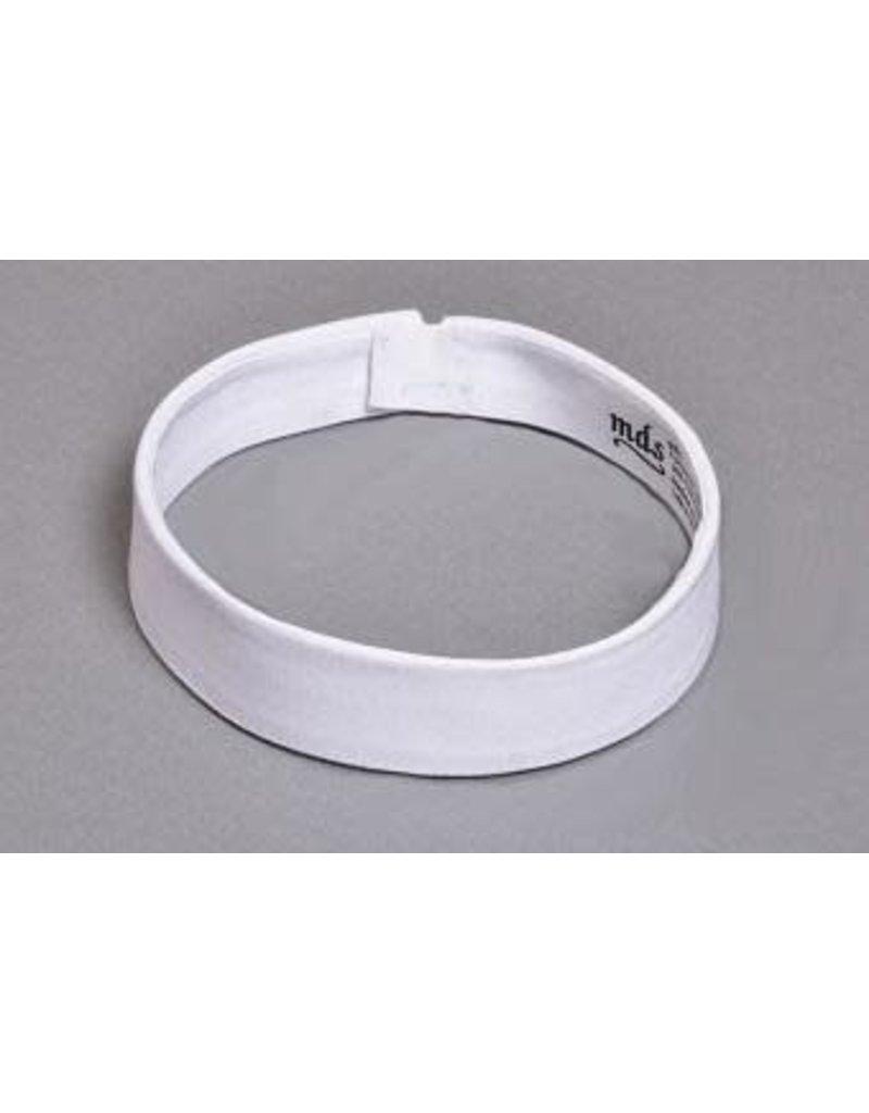 MDS Clergy Linen Neckband Fabric Collar 14