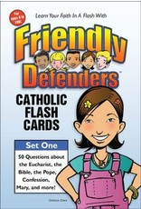 Ascension Press Friendly Defenders Catholic Flash Cards
