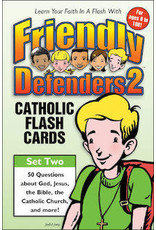 Ascension Press Friendly Defenders 2 Catholic Flash Cards