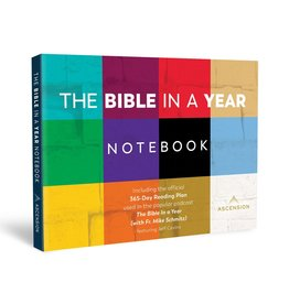 Ascension Press The Bible in a Year Notebook