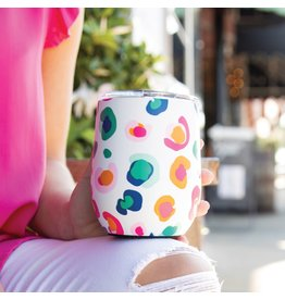 Mary Square Stainless Drink Tumbler Confetti Catwalk