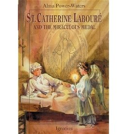 Ignatius Press St. Catherine Laboure and the Miraculous Medal (Vision Books)