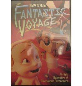 Lumen Entertainment Skiff & AJ's Fantastic Voyage