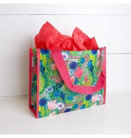 Mary Square Gift Bag | Tropical Mix | Medium