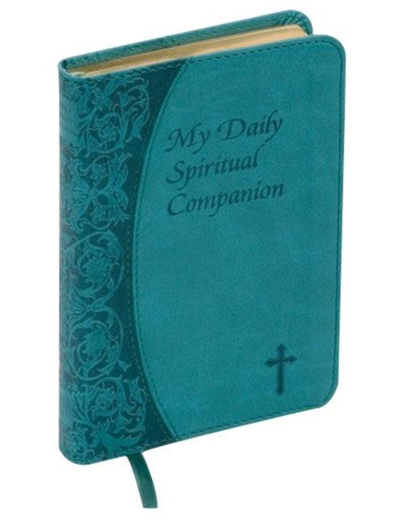 Catholic Book Publishing Corp My Daily Spiritual Companion (Teal)
