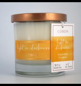 Corda Corda Candle- St. Dymphna