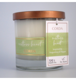 Corda Corda Candle- St. Augustine