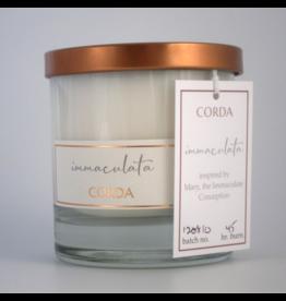 Corda Corda Candle- Immaculata
