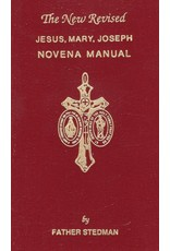 Confraternity of the Precious Blood Jesus, Mary, Joseph Novena Manual: The New Revised