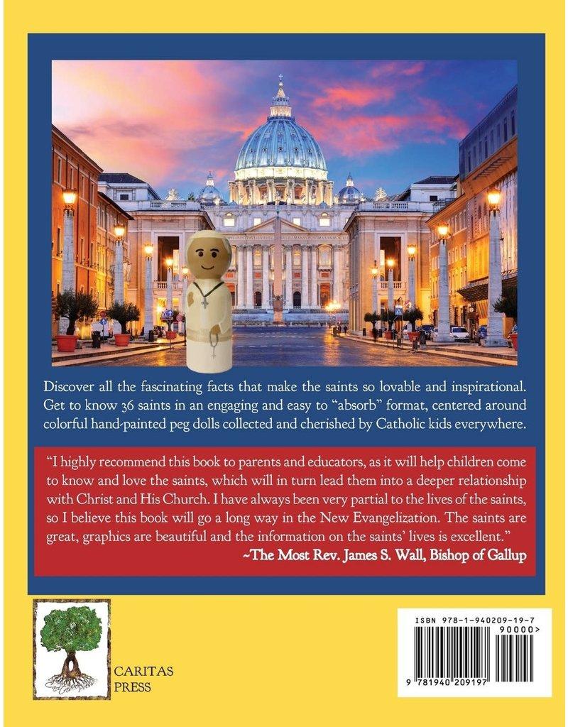 Caritas Press Encyclopedia of Peg Saints