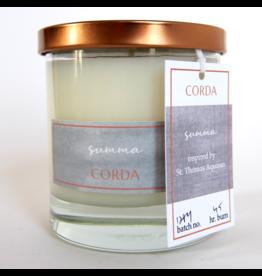Corda Corda Handcrafted Candle- Summa