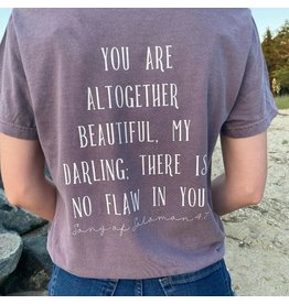 Honey and Belle Co You Are Beautiful T-Shirt S