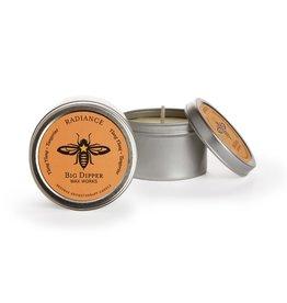 Big Dipper Wax Works Radiance Beeswax Aromatherapy Tin