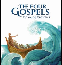 Pauline Books & Publishing The Four Gospels For Young Catholics