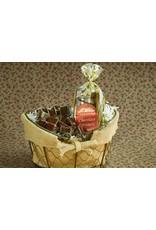 Monastery Candy 8 oz. Bag of Creamy Chocolate Caramels