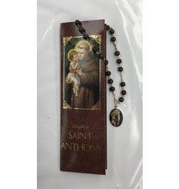 Milagros Chaplet of Saint Anthony