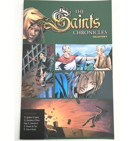 Sophia Institute Press The Saints Chronicles Collection 5