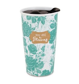 Lighthouse Christian Products Tumbler Mug You Are a Blessing