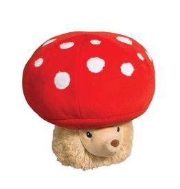 Douglas Company Inc. Hedgehog Mushroom Macaroon Plush