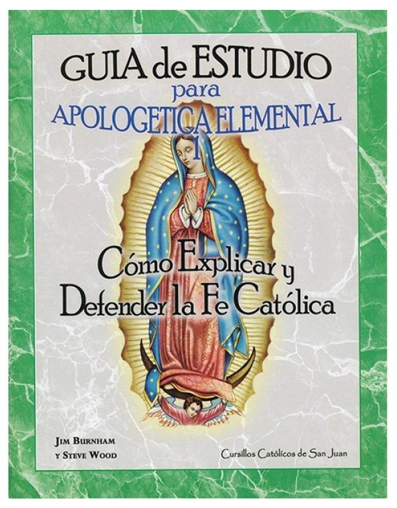 Cursillo Guia de Estudio para Apologetica Elemental