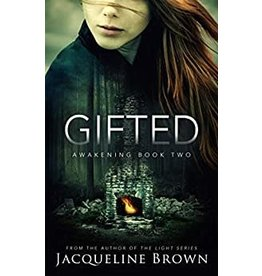 Jacqueline Brown Gifted: Awakening Book 2 (Jacqueline Brown)