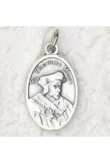 "Lumen Mundi 1"" St. Thomas More Oval Medal"
