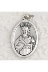 Lumen Mundi Saint Paul Oxidized Medal