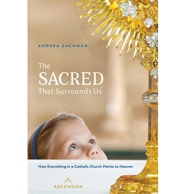 Ascension Press The Sacred That Surrounds Us: How Everything in a Catholic Church Points to Heaven