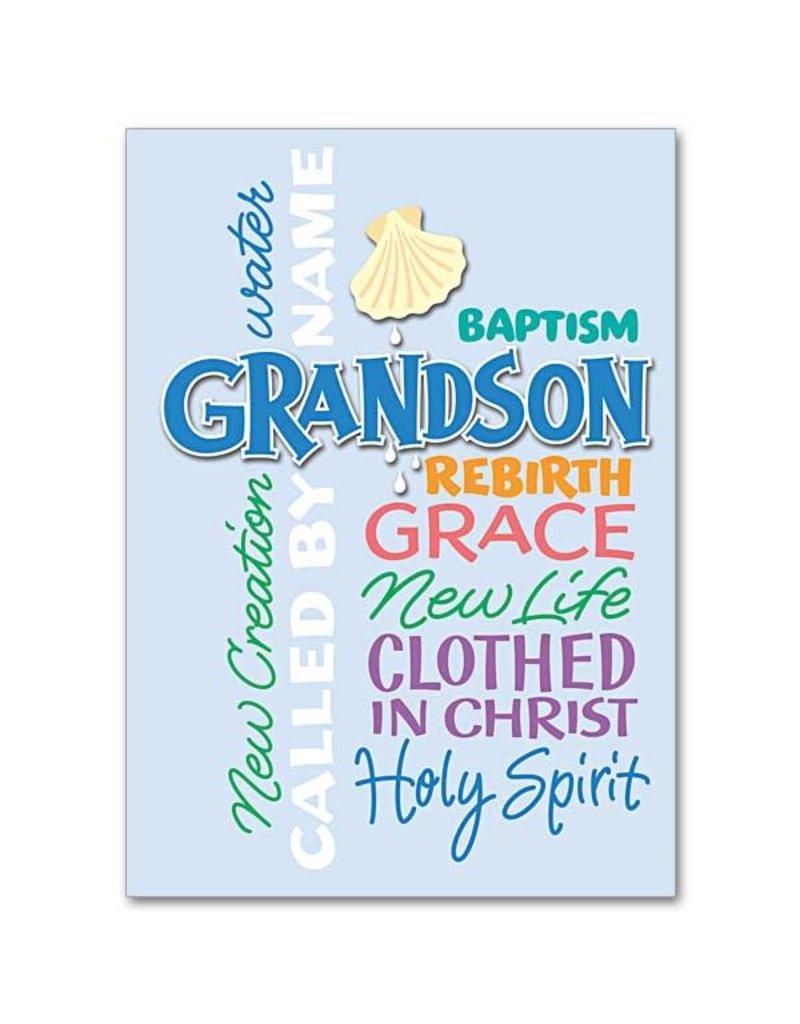 The Printery House Grandson Baptism