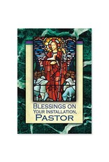The Printery House Blessings on Your Installation, Pastor