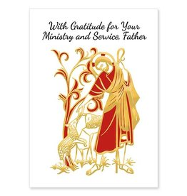 The Printery House With Gratitude Father (Priest Farewell)