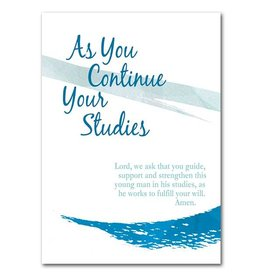The Printery House As You Continue Your Studies (Encouragement for Seminarian)