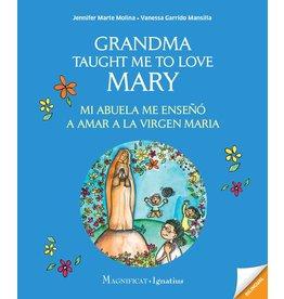 Magnificat Grandma Taught Me to Love Mary (English and Español )
