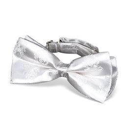 WJ Hirten First Communion Bow Tie White