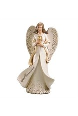 "Roman, Inc Communion Angel with Chalice 9"""