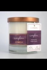 Corda Corda Handcrafted Candle- Compline