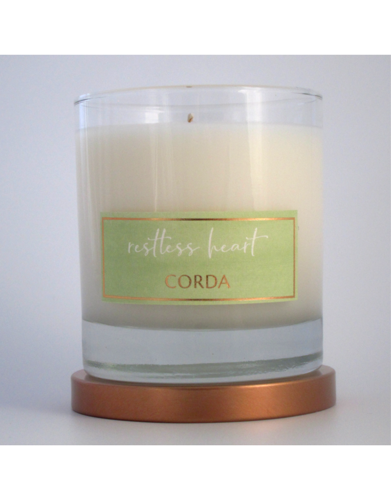 Corda Corda Handcrafted Candle- Restless Heart