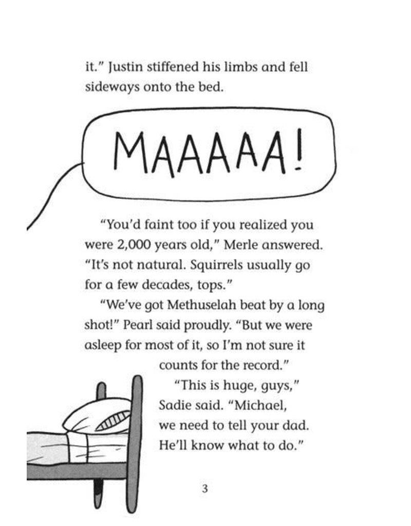 Tyndale Kids Nutty Study Buddies ( Dead Sea Squirrels #3 )