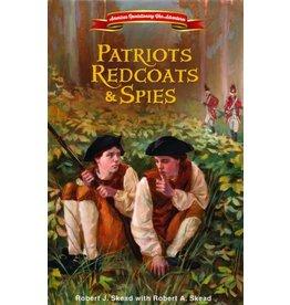 Knox Press Patriots, Redcoats and Spies, 1 ( American Revolutionary War Adventures )