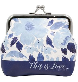 Swanson Christian Products Coin Purse- This is Love