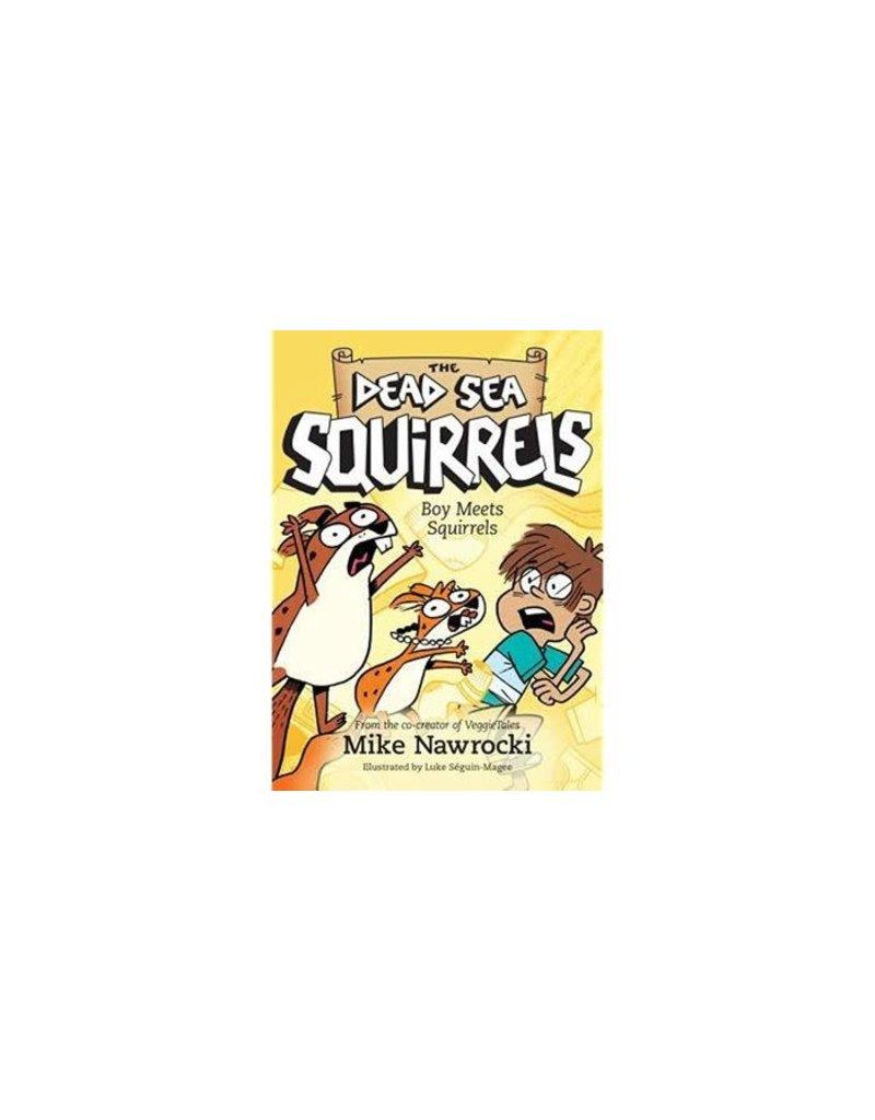 Tyndale Kids Boy Meets Squirrels: The Dead Sea Squirrels